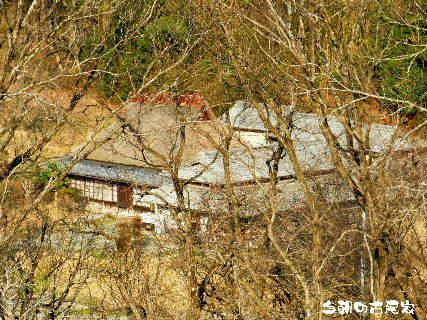 2016-03・24 今朝の古民家.JPG