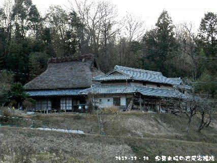 2017-12・20 夕暮れの古民家模様.JPG